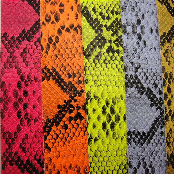 Hot wholesale sale snake skins for shoes