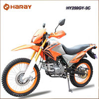 HOT SALE!! Cool Design of HY250GY-3C Dirt Bike