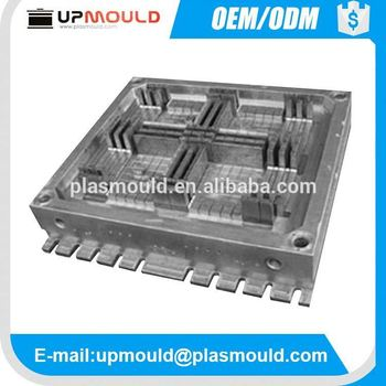 making new plastic mold customization plastic injection pallet mold/mould