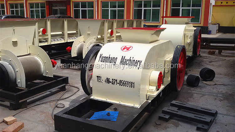 Low Price High performance Fine Roller Crusher