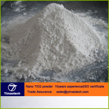 Factory supply nano titanium dioxide TiO2 powder for cosmetic/plastics/coating