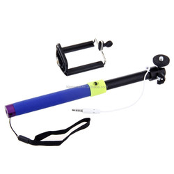 2015 promotional cheap wired pocket selfie stick