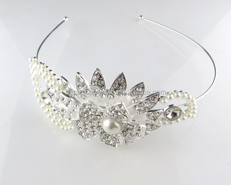 Wholesale india wedding tiaras