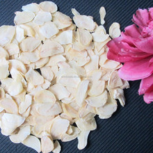 dried garlic flakes braid garlic for sale