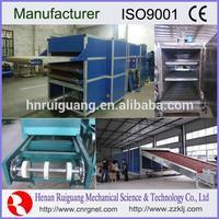 China professional manufactory sweet potato mesh belt dryer