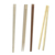 Factory immediate supply  disposable bamboo chopsticks