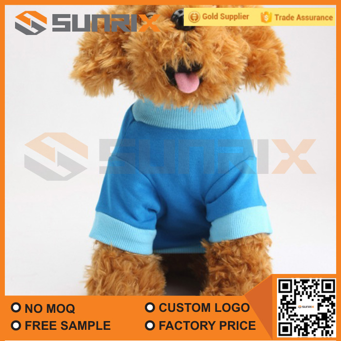 England Style Cheap Cotton Sleeves Dog Clothes