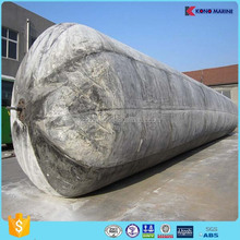 Kono Factory supply marine rubber airbags for extra floating and launching