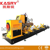 Oil & gas pipeline plasma cnc cutting machine for sale