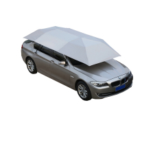 semi-automatic car sunshade umbrella,car umbrella shade