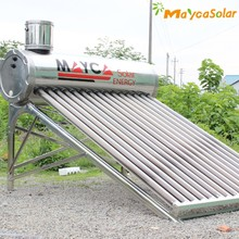stainless steel 300 liters solar water heaters