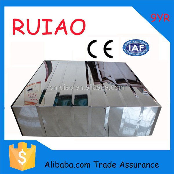 RUIAO armoured accordion machine shield