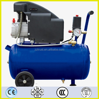 Piston type electric mini mobile rechargeable portable air compressor