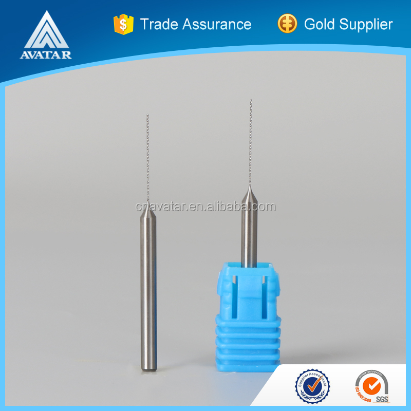 Avatar Tools dental cemented micro tungsten solid carbide drill bits for hardened steel