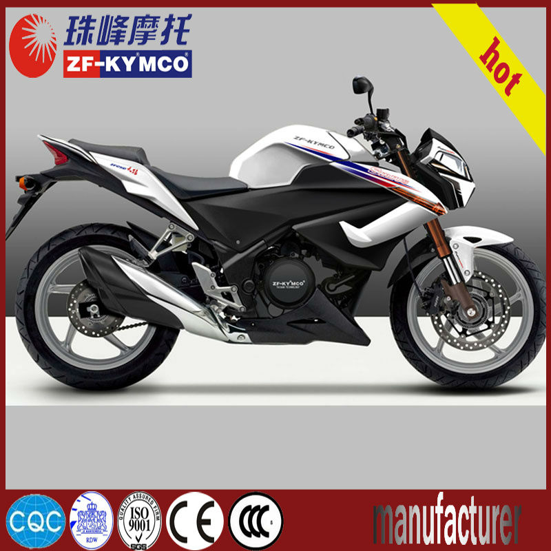 Super best -selling adult sports racing motorcycle ZF250