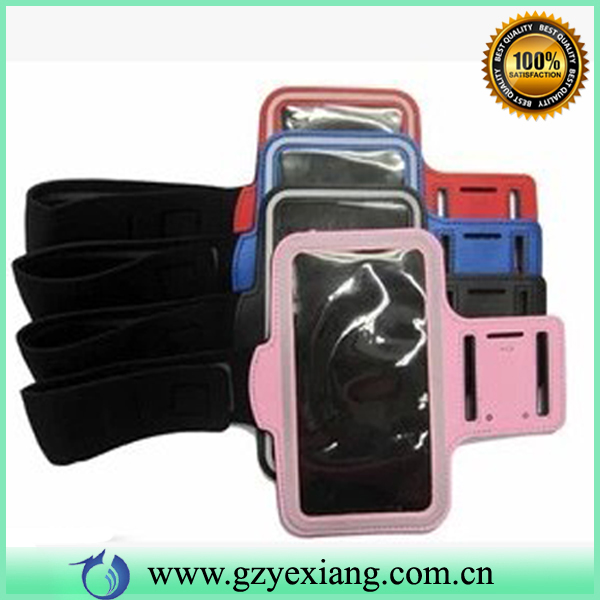 Running Sports Jogging Armband Case For Samsung S5 Gym Exercise Sport Phone Cover