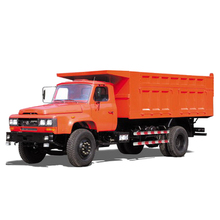 Manufacturer Dongfeng 4x2 5 Ton Long Head Tipper Lorry Price/5Ton Long Nose Dump Truck For Sale