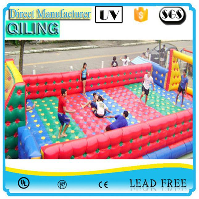 2017 New pool soccer game football inflatable football pool table