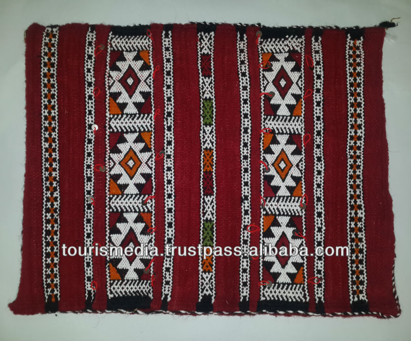 wholesaler of berber moroccan Kilim cushion cover 45cm x 35cm num4