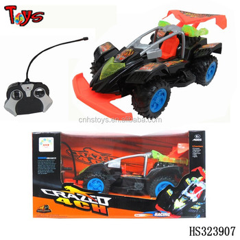 good quality 4ch rc kids toy steering wheel remote control car