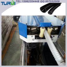 single wall pe/pp/eva/pa/PVC corrugated pipe making machine