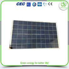 Many styles direct sale solar panel amorphous silicon 100w