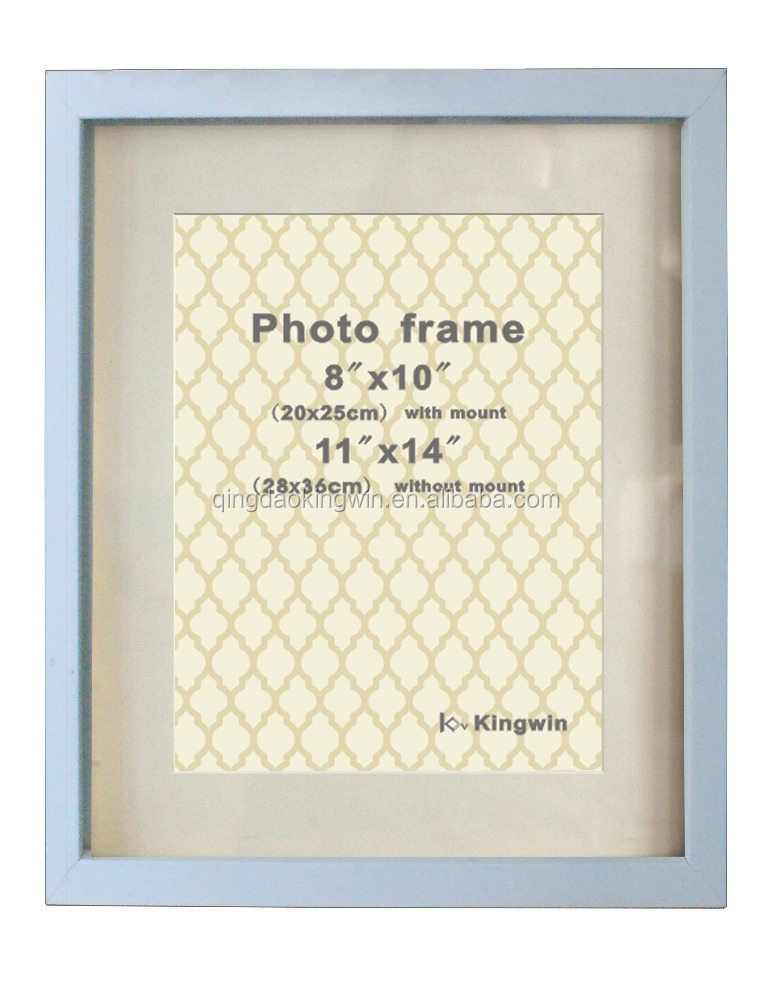 11''x14'' Quality Modern Elegant <strong>Oak</strong> Wood Photo Frame