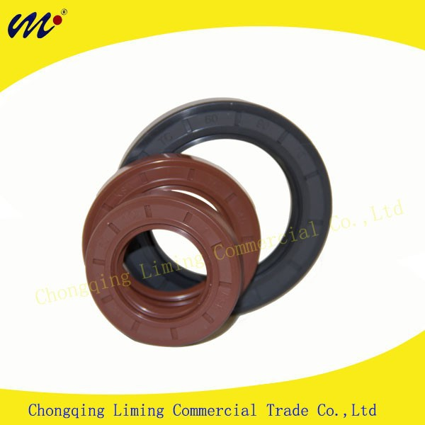 Competitive Automotive Car and Industrial Application Ground Metal O.D Double Lip Dustproof Rotary Shaft NBR TB Oil Seal