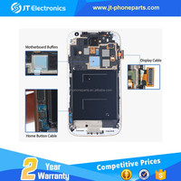 Long warranty cell phone lcd touch screen for samsung galaxy s4 i9500