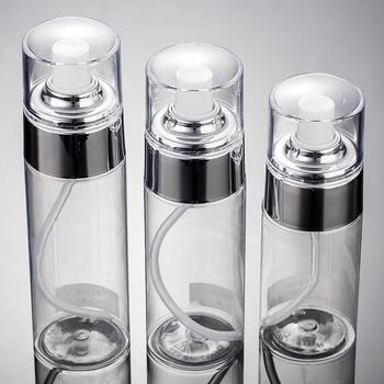 Factory Direct Sales clear Spray Bottle cosmetic spray bottles