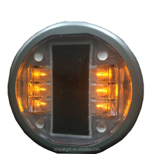 solar step light, trafic solar powered embedded led road stud