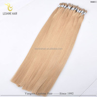 best selling italian glue remy double drawn wholesale nano keratin protein bond hair extensions
