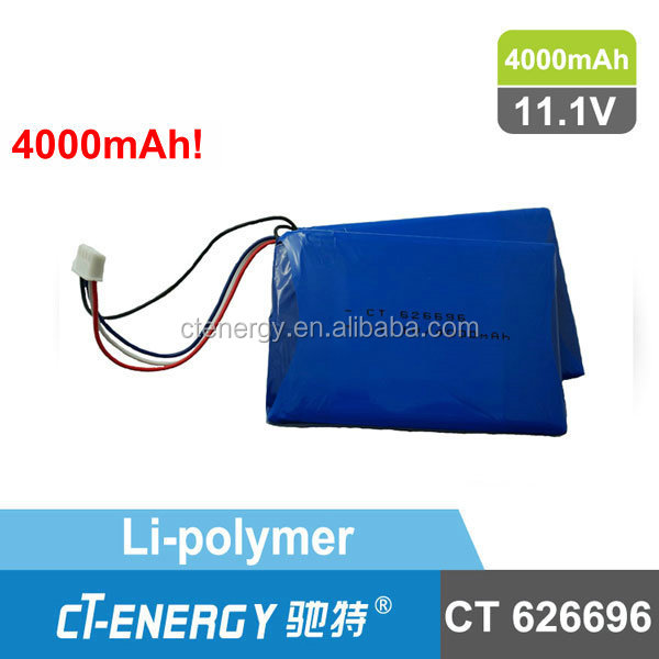 12V High Capacity Battery Rechargeable For Digital Device
