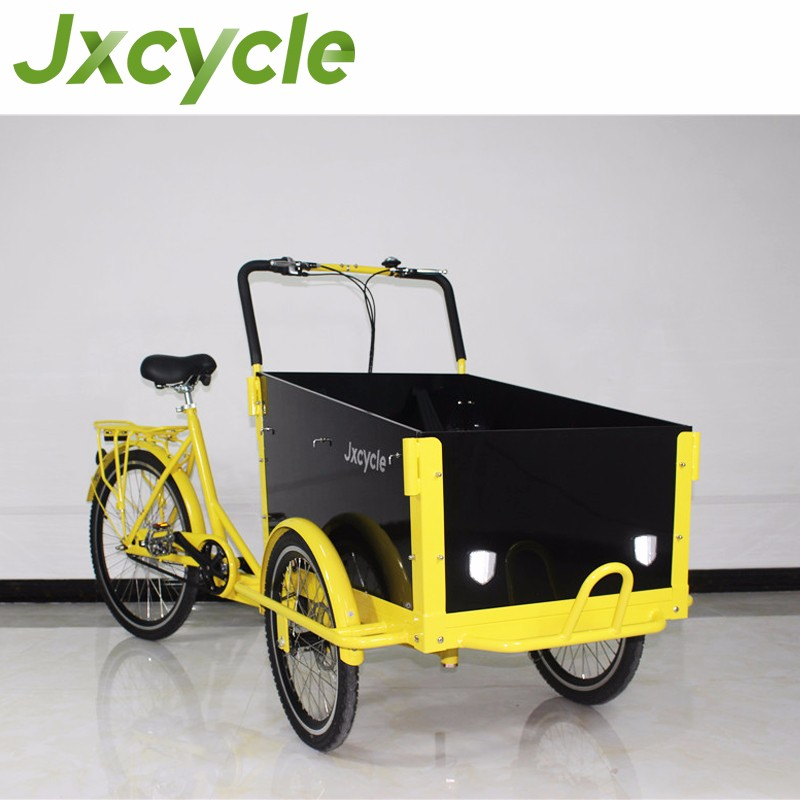 new 3 wheel cargo bike for sale