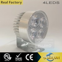 Factory Direct Motorcycle Headlight For 4