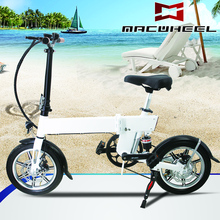 PAS aluminum electric bike /36v 250w folding ebike/mini folded electric bicycle