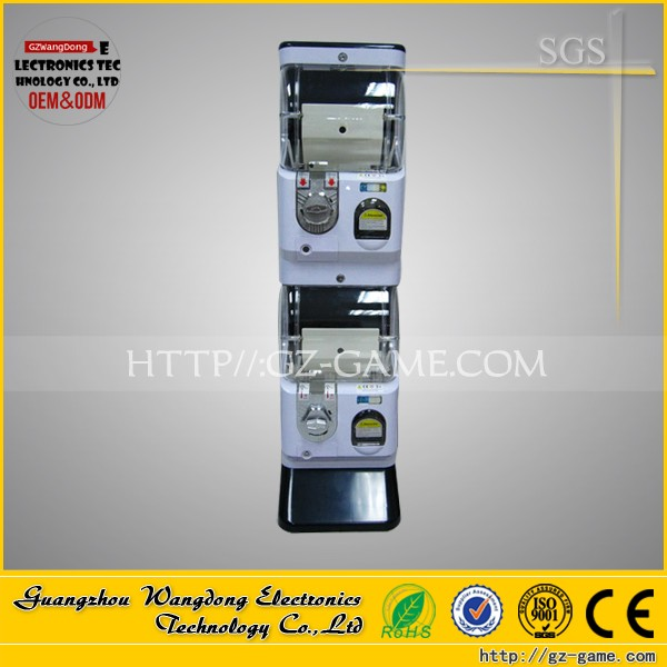 Supermarket Gum vending machines plastic toy <strong>manufacturers</strong> from Guangzhou