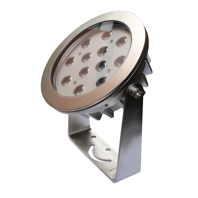 Factory supply IP68 DMX led swimming pool light underwater