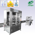 Easy clean fluid oil paint filling machine