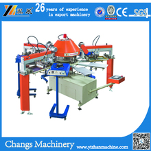 SPG-156/10 Multifunctional 6 Colors 10 stations automatic t shirt/garment silk screen printing machine