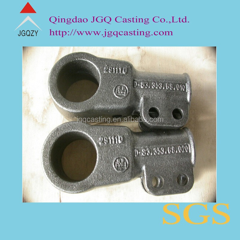 precision casting ductile iron cating parts fcd 450