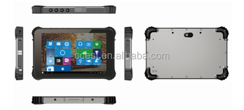 "8""Intel rugged tablet PC"