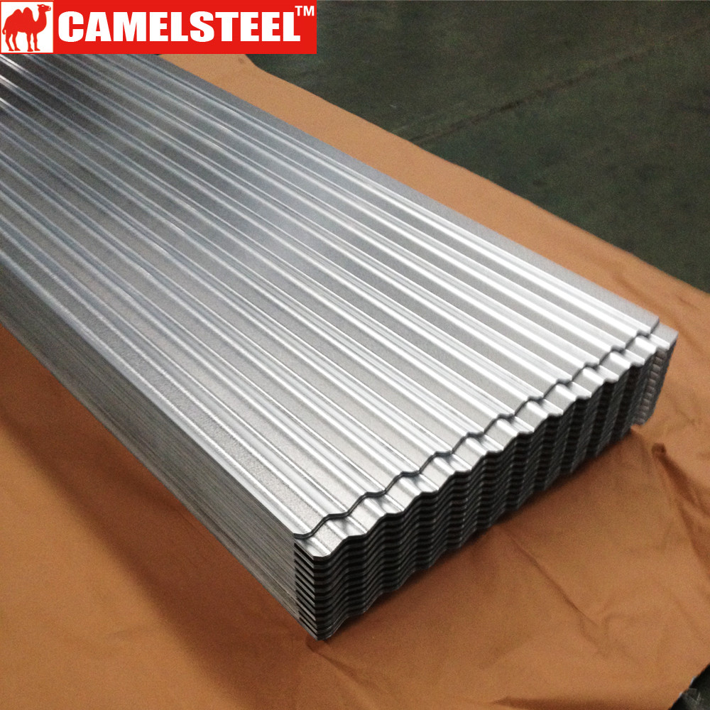 Factory Roof Material Galvanized Steel Roof