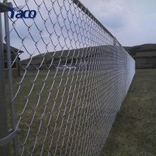 Flexible Electro Galvanized Chain Link Fence Factory