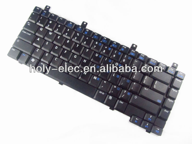 New oem Keyboard for HP Compaq Pavilion ZV5000 ZV6000 BLack