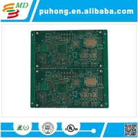 Industry Control PCB free HASL Finish PCB Board