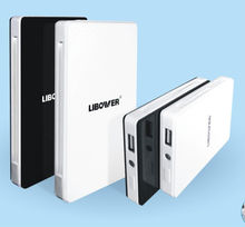 New products 2013 universal 5200mAh portable power bank
