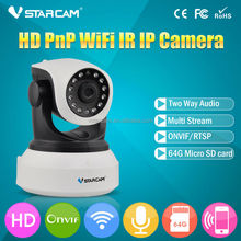 Cheap high quality Plug Play C7824WIP camera ptz wifi 1.0 megapixel wireless rotate ip camera
