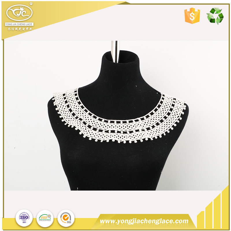 Cotton lace churidar collar pattern neck design of blouse YJC6613-7