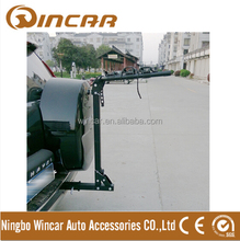 Portable Bike Rack Tow Bar Install Way By Wincar